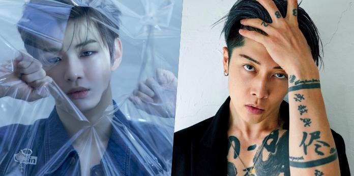 """Kang Daniel colabora con el artista Miyavi en la canción """"Hush Hush"""""""