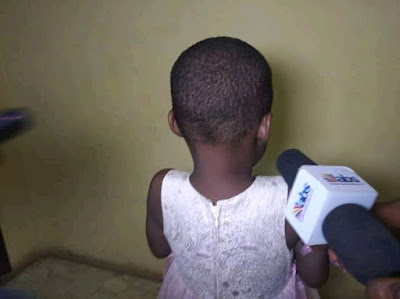PHOTOS: Father Defiles His 3-year-old Daughter, Accuses Evil Spirit