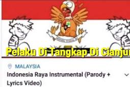 pelaku parodi lagu indonesia raya