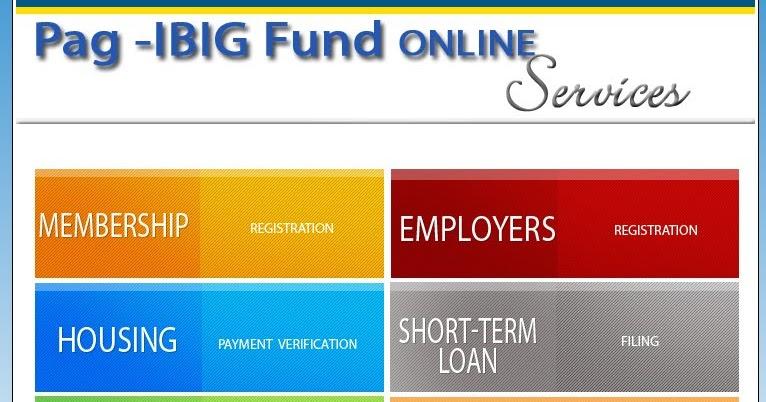 Registration Pag Ibig Membership Online