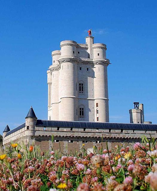 Vincennes: harmonia entre a natureza e o espírito medieval