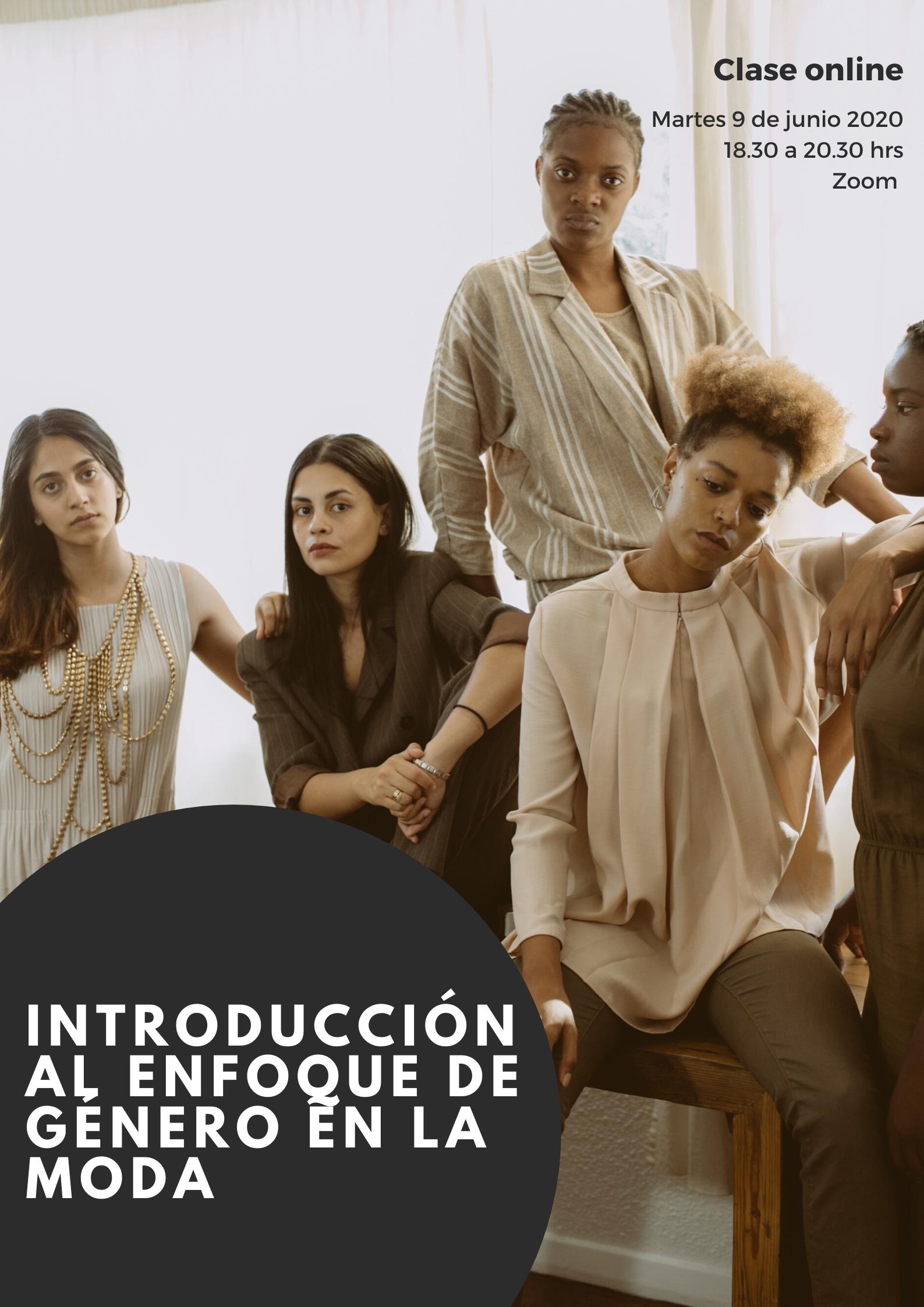 En la foto grupo de mujeres de diversas etnias