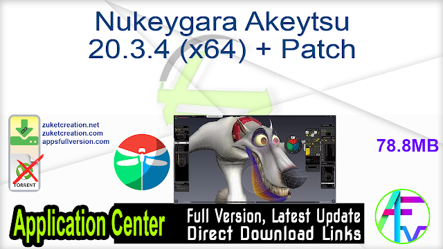 Nukeygara Akeytsu 20.3.4 (x64) + Patch