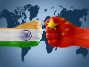china india faceoff