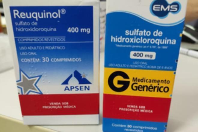 Ministério da Saúde inclui cloroquina em tratamento de casos leves de covid-19