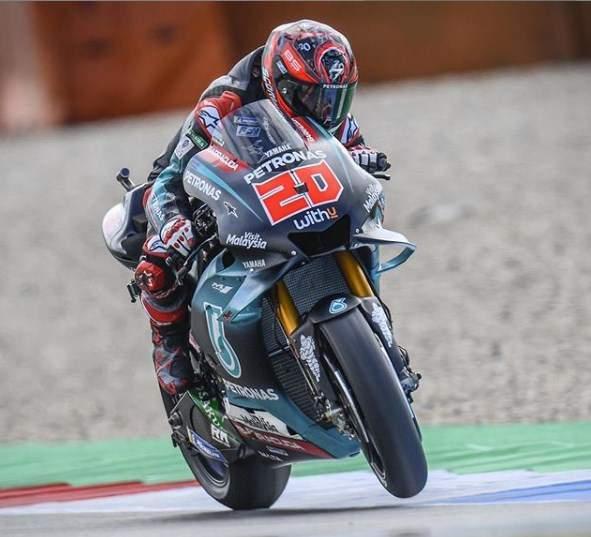 Fabio Quartararo Pole Position MotoGP Assen 2019