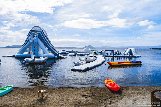 Club Balai Isabel + Aqua Park | Our First Christmas Together!