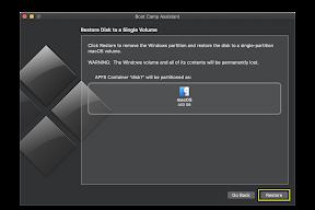 Hướng dẫn cài Windows trên MacBook, iMac