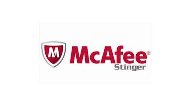 McAfee Labs Stinger  Anti-Malware Terbaik