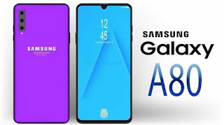 Cara Baru Flash Samsung Galaxy A80