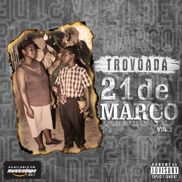 Trovoada - Tuas Selfies (Remix)