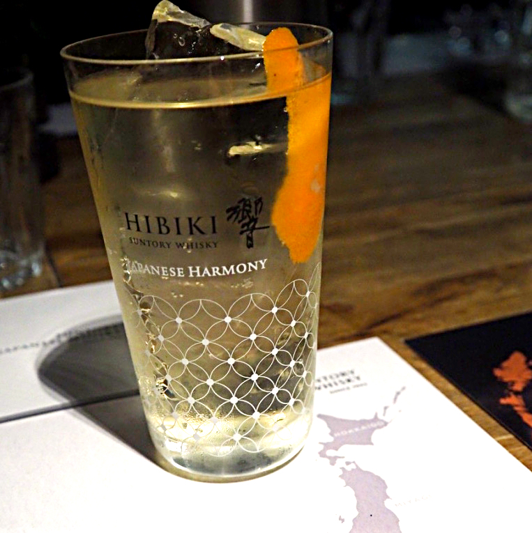 japanese whisky cocktail