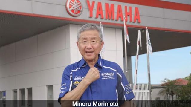 Selamat Ulang Tahun Ke-47, Ini Inspirasi dan Spirit Baru Yamaha
