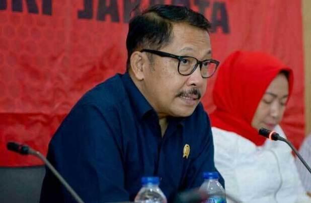 PDIP Nilai Anies Lamban Baru Berlakukan PSBB di DKI