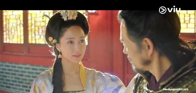 Selir Raja Pyeongwon : Review Drama River The Moon Rises
