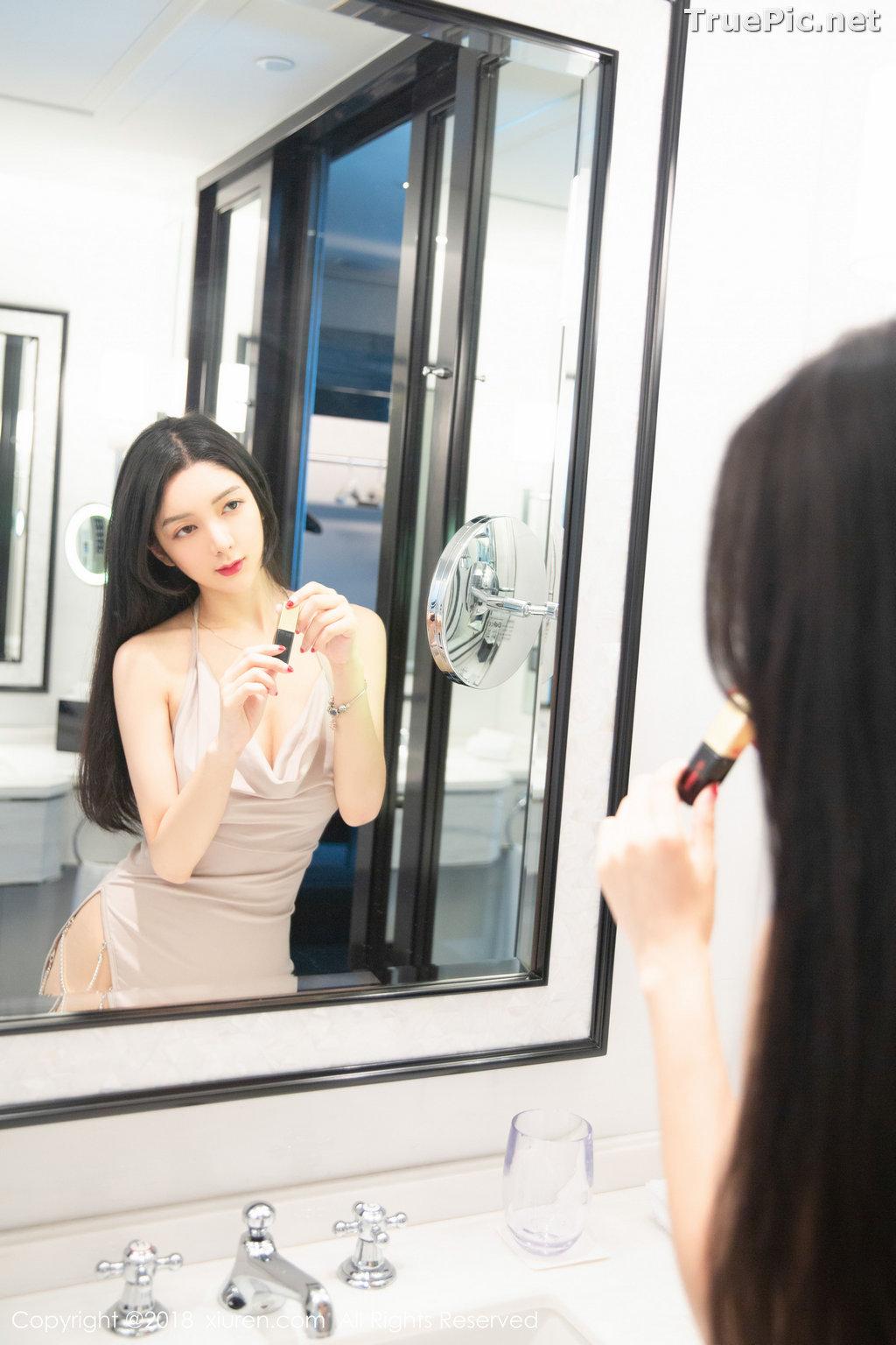 Image XIUREN No.1141 - Chinese Model - Xiao Reba (Angela小热巴) - Sexy Dress Tonight - TruePic.net - Picture-30