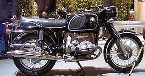 BMW R505R755 197072 Motorcycle Wiring Diagram   All about Wiring Diagrams