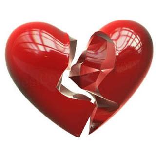 قلب مكسور رائع جداً