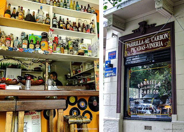 Restaurantes no bairro de Palermo, Buenos Aires