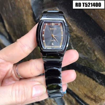 đồng hồ nam mặt vuông, đồng hồ nam mặt chữ nhật RD T521400