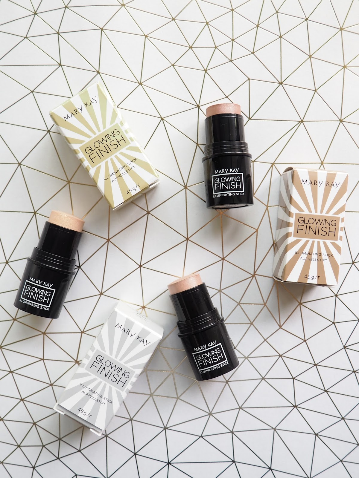 Leanne Marie.: BEAUTY: Introducing Mary Kay Glowing Finish ...