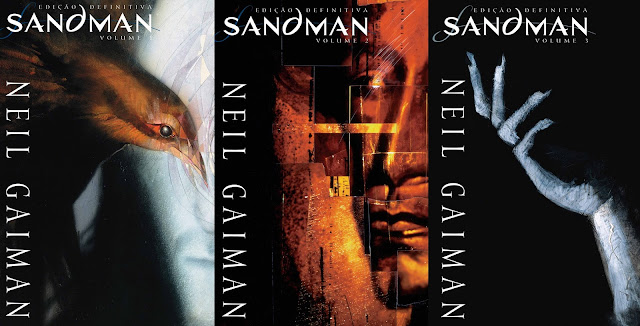 Projeto de Leitura | Lendo Sandman