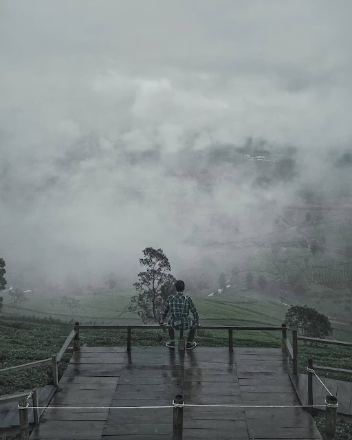 Gunung Tangkuban Perahu Indah