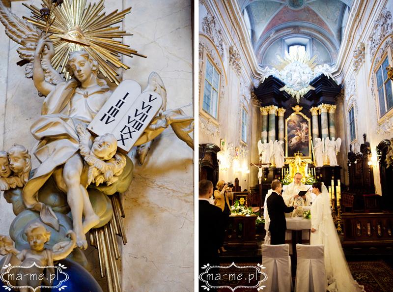 Ślub w Krakowie, Ślub kościelny w Krakowie, Kościoły na ślub w Krakowie, najpiękniejsze kościoły w Krakowie, Krakowskie kościoły, Kościół św. Anny,