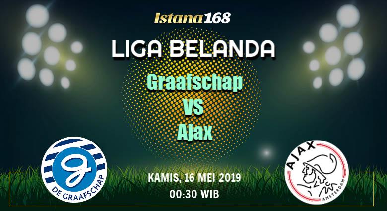 Prediksi Graafschap vs Ajax 16 Mei 2019