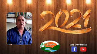 Mensagem de ano novo do Prefeito Dr. Wellington