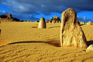 9. Gurun Pinnacles