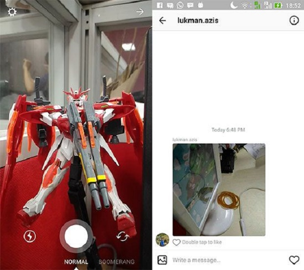 Cara Mengetahui yang Mengambil Screenshot Foto Kamu Dari Instagram Kamu Sendiri