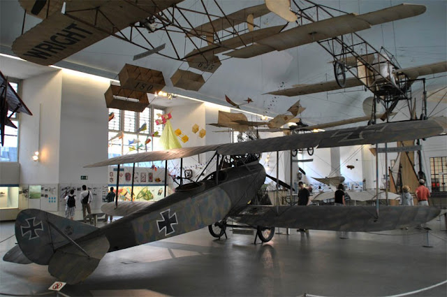 المتحف الألماني في ميونيخ