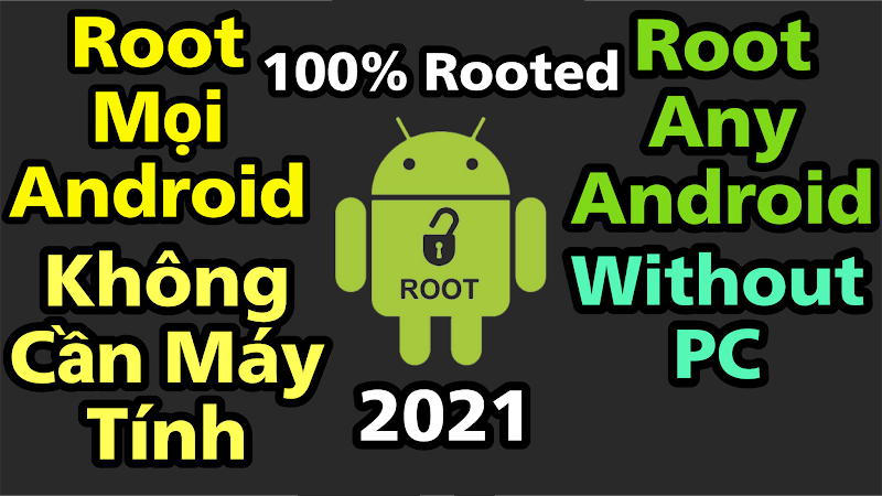 ROOT Any Android Phone 2021 Without PC