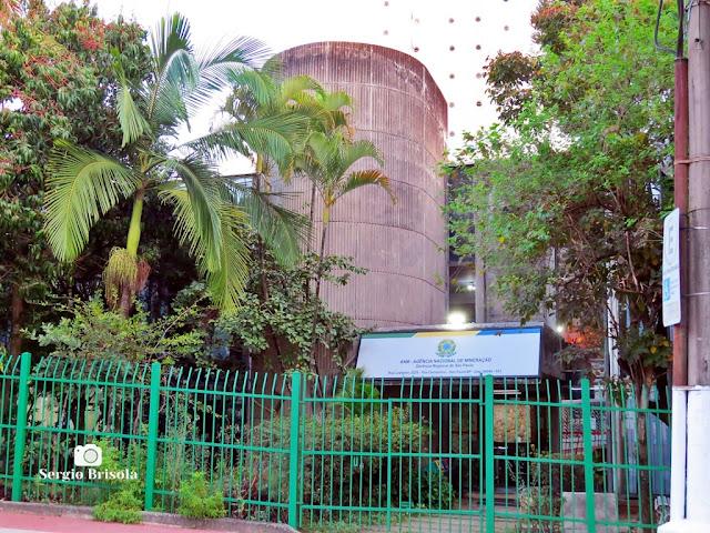 Vista do prédio da Agência Nacional de Mineração - ANM São Paulo - Vila Clementino