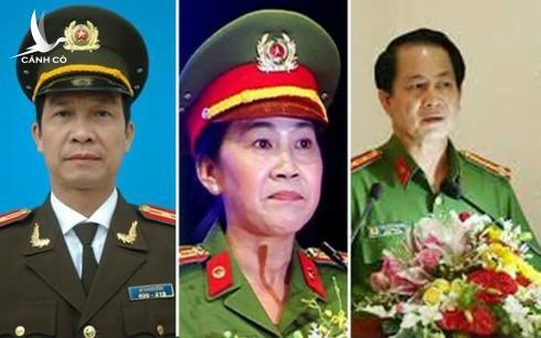 Kỷ luật hàng loạt tướng tá công an Đồng Nai – Không có vùng cấm