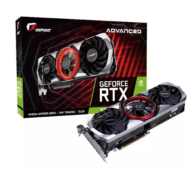 Colorful-iGame-GeForce-RTX-3060-Advanced-OC-12G-V-Box