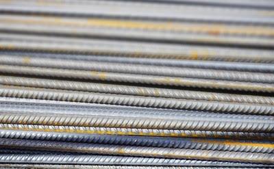 armaduras de acero