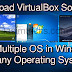 How to download Virtualbox 32 bit or 64 bit for any Operating Systems