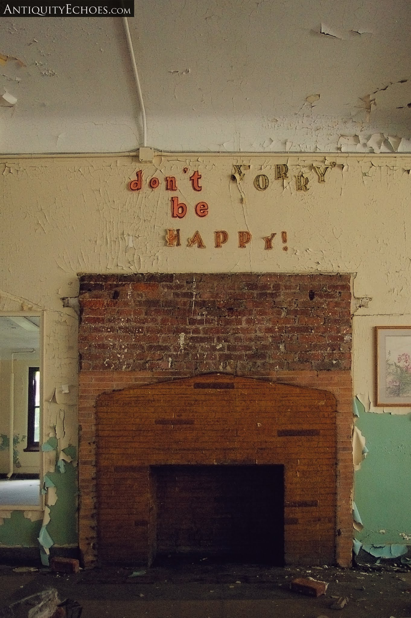 Overbrook Asylum - Don't Worry Be Happy