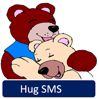 Hug sms for hug day
