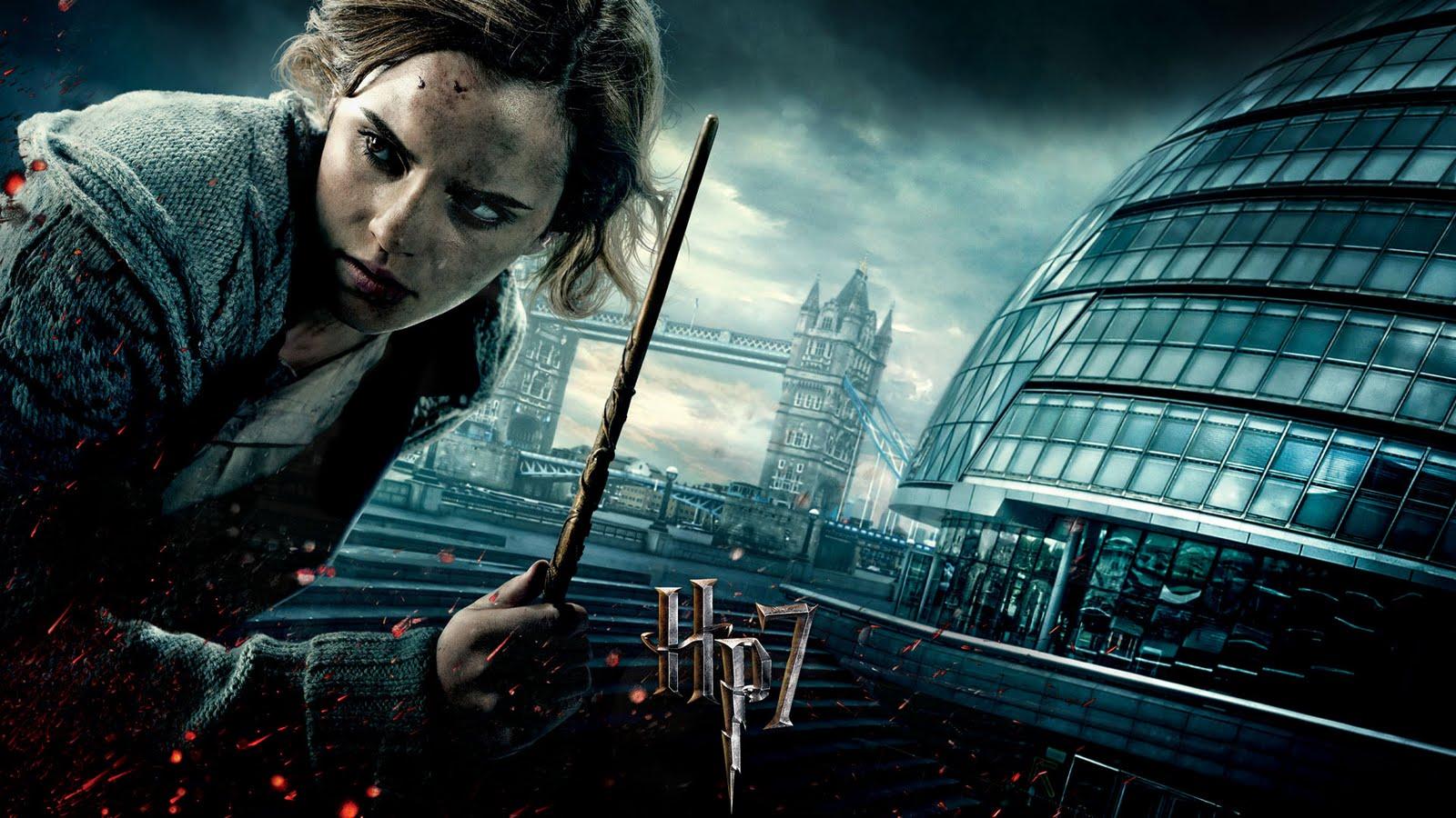 Harry Potter 7 part 2 eng