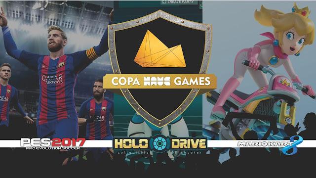 I Copa Nave de Games