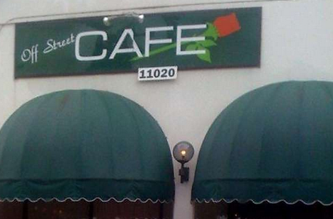 Restaurant Impossible Off Street Cafe