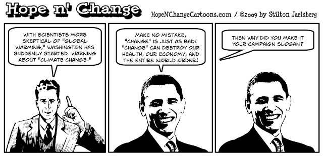 stilton's place, stilton, political, humor, conservative, cartoons, jokes, hope n' change, climate change, global warming, protest, sun, consensus, gore, obama, ocean levels
