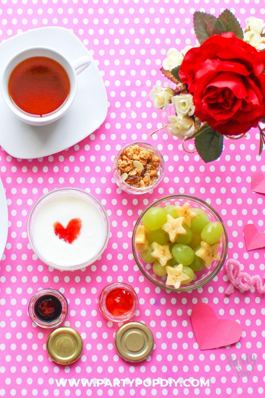 Desayuno sorpresa para el día de la madre