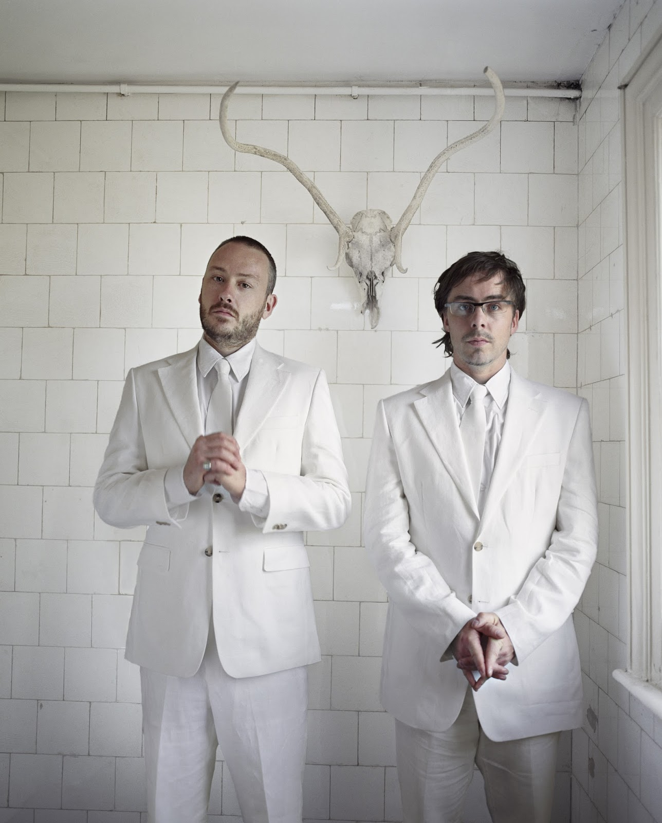 Music Monday - Basement Jaxx!