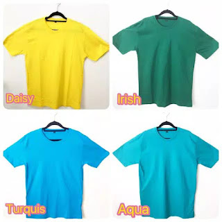 Cari Kaos Polos Combed 30S Harga Murah di Asahan