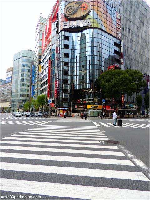 Fujiya en Ginza, Tokio