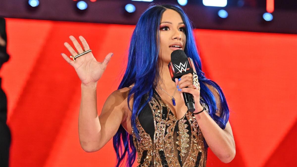 Possível data do retorno de Sasha Banks à WWE